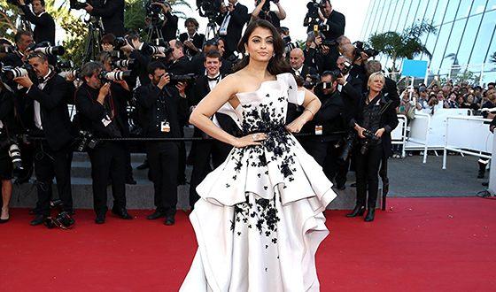 Айшвария Рай – индийская актриса и модель, одна из самых красивых женщин планеты