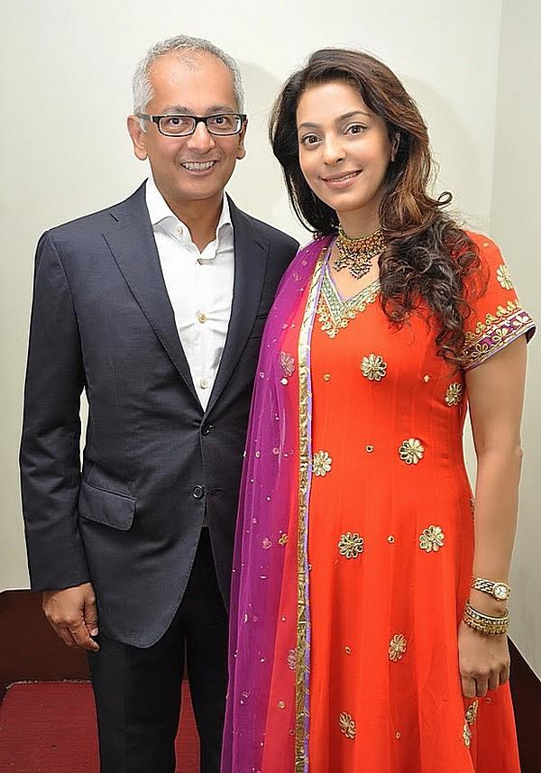 Джай Мехта, муж актрисы