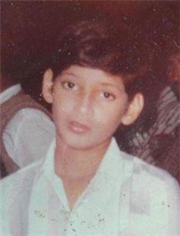 Махеш Баба в детстве