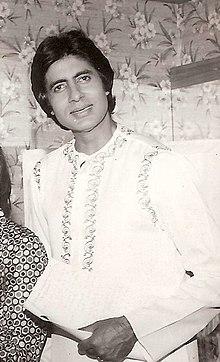 Амитабх Баччан - фильмы, биография, карьера, фото