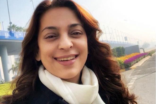 Джухи Чавла в 2018 году