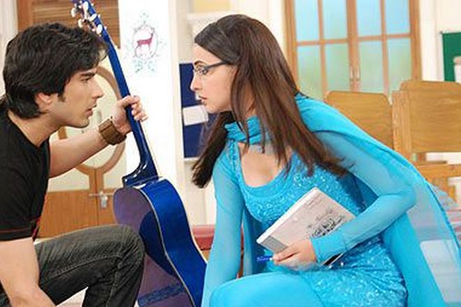 Санайя Ирани в сериале «Когда мы встретились»