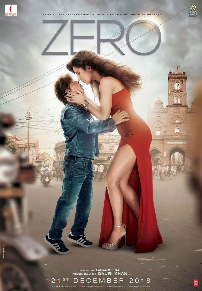 Zero - последний фильм, в котором снялась Шридеви