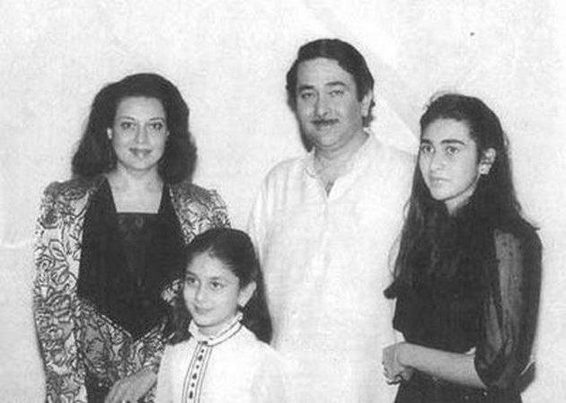 Жена Радж Капура, о биографии