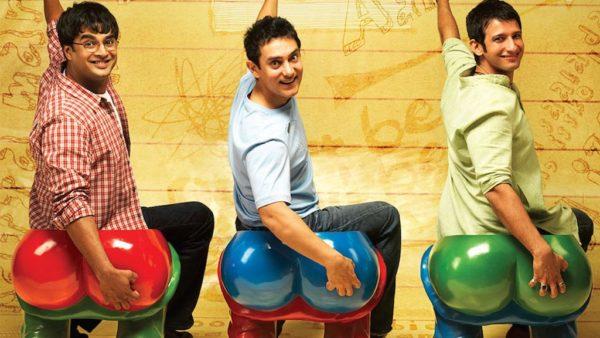 2. Три идиота / 3 Idiots, 2009