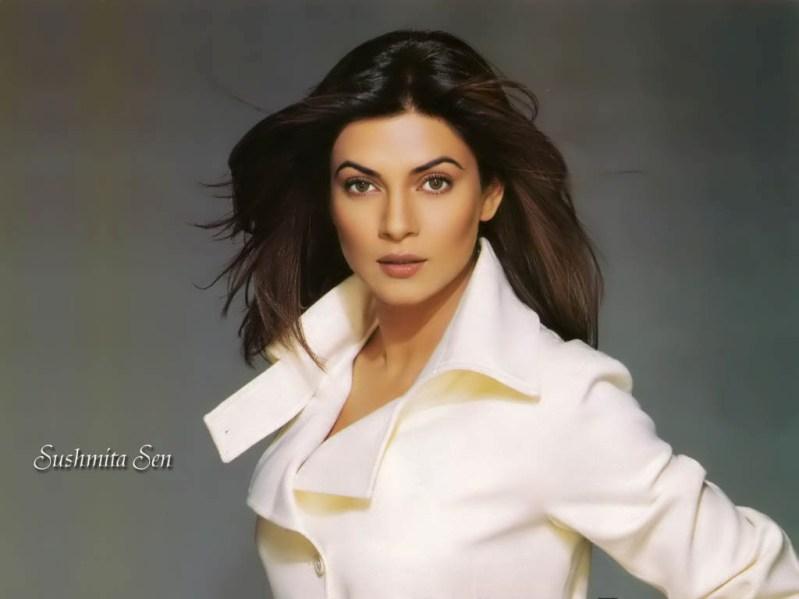 Сушмита Сен - индийская актриса, Мисс Вселенная 1994