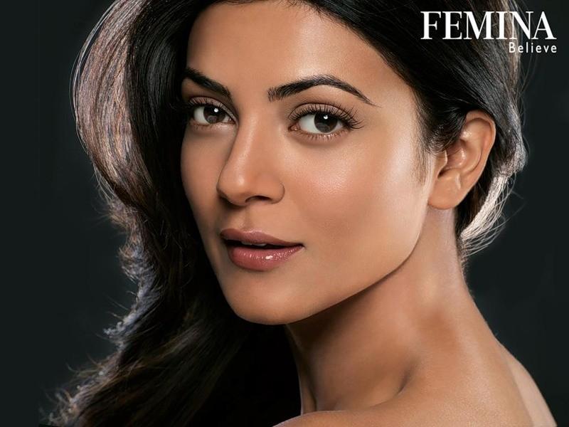 Сушмита Сен - индийская актриса