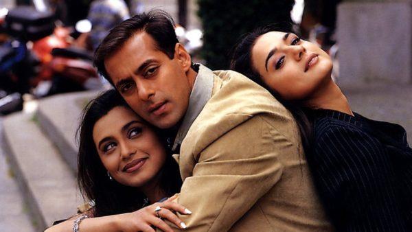 Индийские фильмы с Салманом Кханом