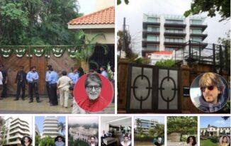 Безумно дорогие дома, принадлежащие знаменитостям Болливуда