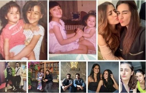 Братья и сестры болливудских знаменитостей