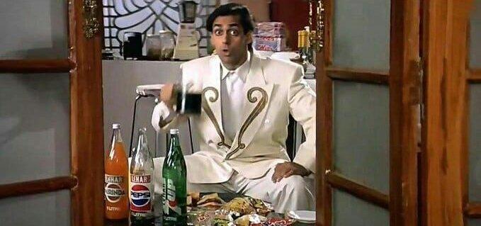От супер прически из фильма 'Tere Naam'/'Всё отдаю тебе' до его счастливого бирюзового браслета - 6 трендов от Салмана Кхана