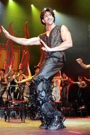 Лучшие танцевальные номера Ритика Рошана